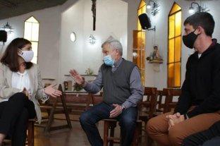 """Clara García: """"Se ama lo que se conoce, y  con Miguel aprendimos a amar a Santa Fe"""""""