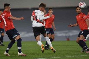 Independiente y River empataron 1 a 1 en el Monumental
