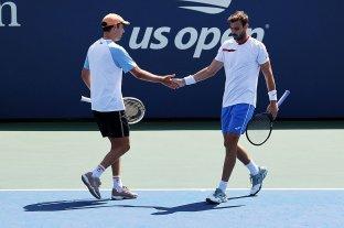 Zeballos y Granollers avanzaron a los cuartos de final del US Open