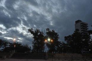Alerta meteorológico: martes con tormentas en la ciudad de Santa Fe