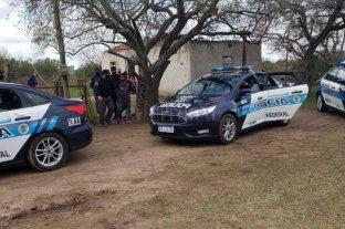 Secuestro de drogas en Santo Tomé