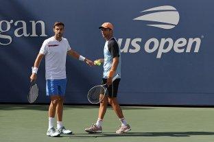 La dupla Zeballos-Granollers quedó eliminada del US Open