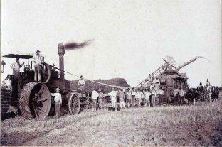 En fotos: así fueron los inicios de la agricultura nacional