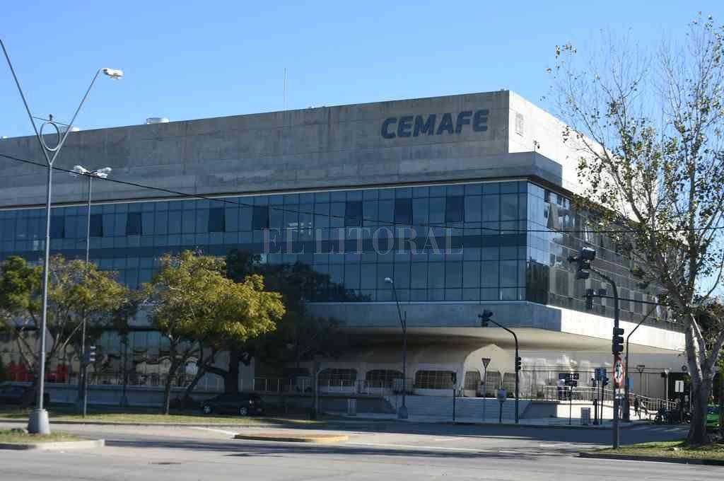 Desde el comienzo de la pandemia, el Cemafé adaptó su atención. Hace pocos días sumó un consultorio post Covid. Crédito: Luis Cetraro