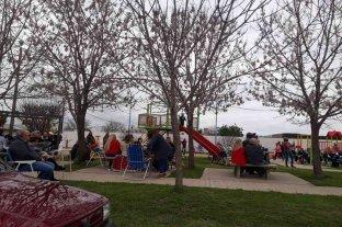San Jerónimo del Sauce: habilitan obras en dos nuevos espacios públicos