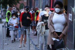 Alemania registró la tasa de incidencia del coronavirus más alta desde mayo