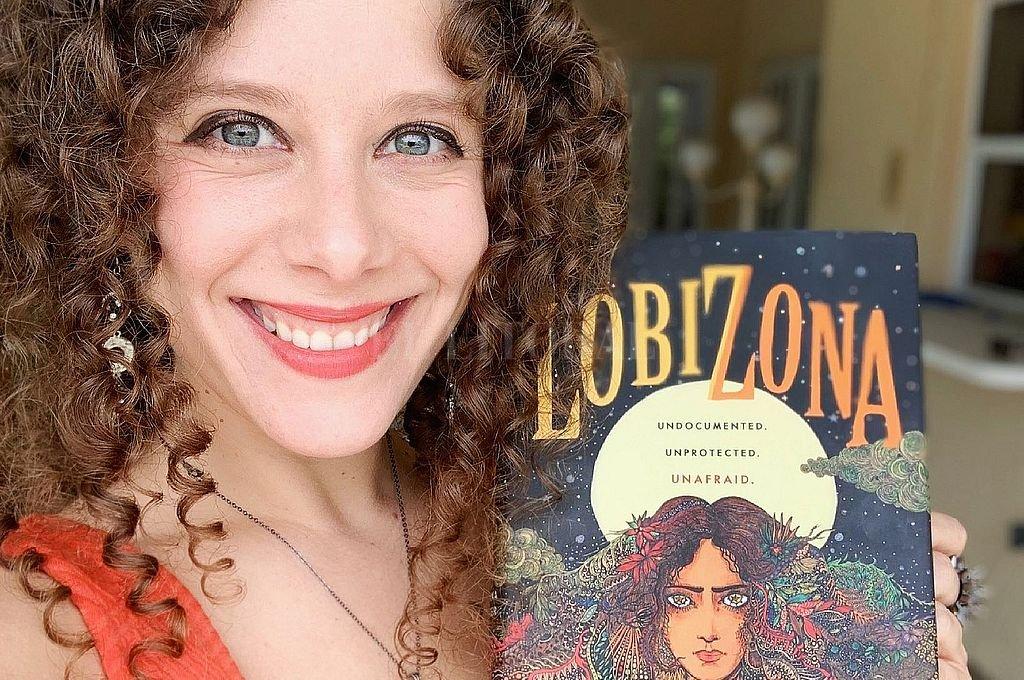 Romina Garber, autora de