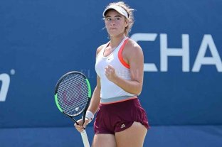 Solana Sierra avanzó a cuartos de final entre las junior del US Open