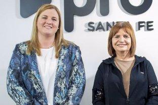 """Luciana Ceresola: """"La propuesta que tenemos para la ciudad de Santa Fe es reforzar la seguridad"""""""