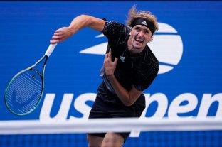 Alemán Zverev venció a Lloyd Harris y se metió en semifinales del US Open