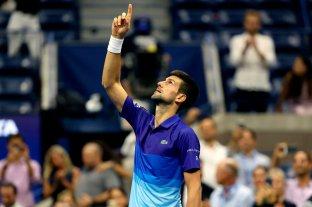Djokovic superó a Berrettini y se metió en la semifinal del US Open