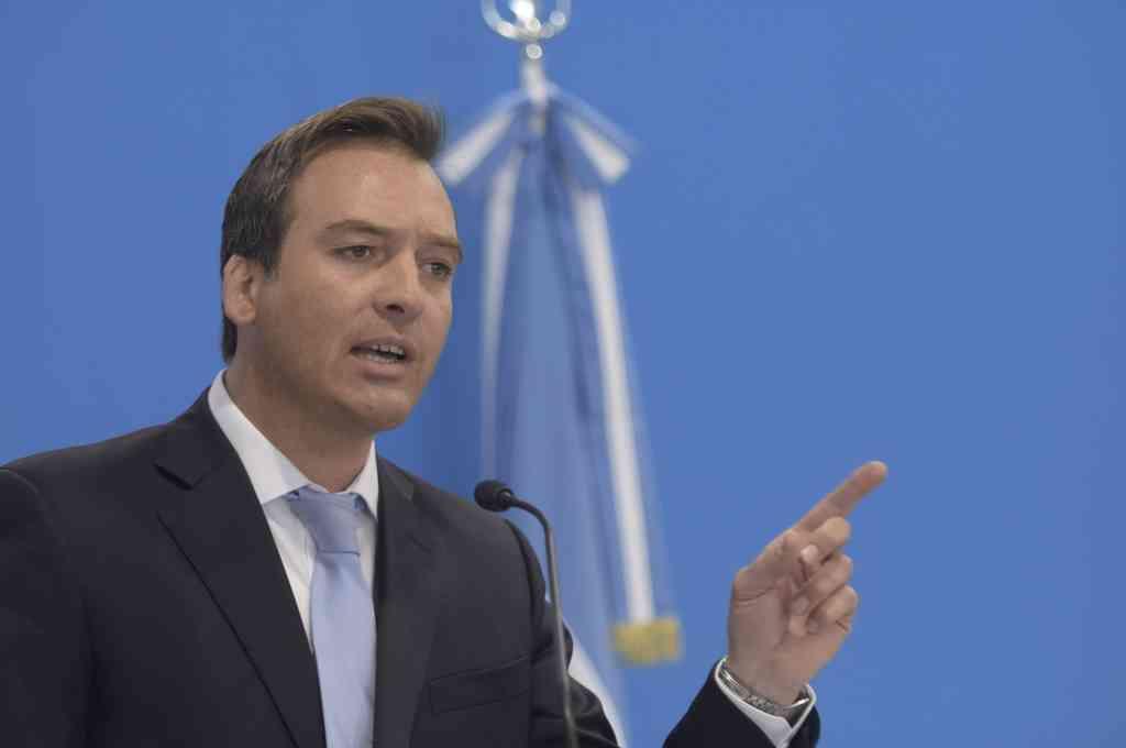 El ministro de Justicia, Martín Soria. Crédito: Imagen ilustrativa