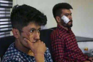 Los talibanes detuvieron y golpearon brutalmente a dos periodistas afganos
