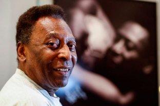 "Pelé: ""Me estoy recuperando bien"""