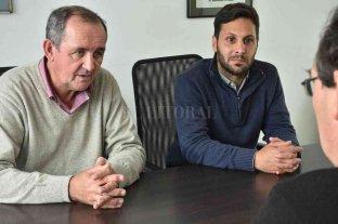 Recreo: Omar Colombo confía en lo hecho, para poder ir por la reelección en noviembre