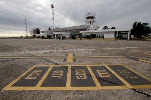 El Aeropuerto de Sauce Viejo volverá a operar vuelos directos para exportaciones