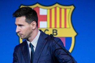 Los días sin Messi en Barcelona