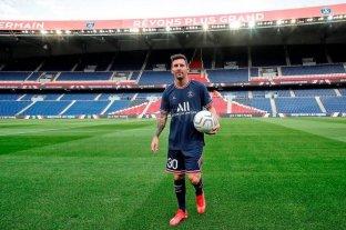 Los días con Messi en París