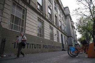 Volvieron las clases presenciales al Politécnico de Rosario
