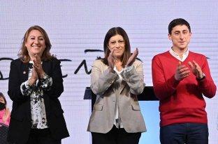 """Clara García: """"Vamos a volver a construir un camino de trabajo y esperanza para Santa Fe"""""""