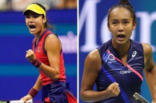 Raducanu y Fernandez definirán el US Open