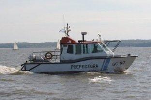 Volcó una embarcación sobre el río Paraná en Corrientes y hay dos desaparecidos