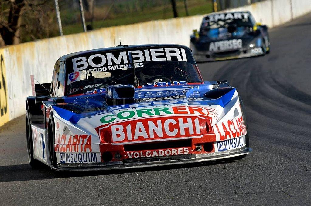 Nicolás Bonelli. Crédito: Prensa ACTC