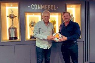Nery Pumpido reemplaza a Belloso en Conmebol