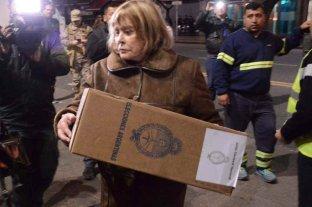 Servini prohibió al Gobierno argentino pagar el bono de $ 5.000 para consumo cultural - La jueza federal, María Romilda Servini.