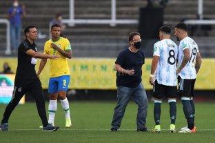 """Según FIFA, hubo una """"omisión involuntaria""""de parte de la Selección Argentina en Brasil"""