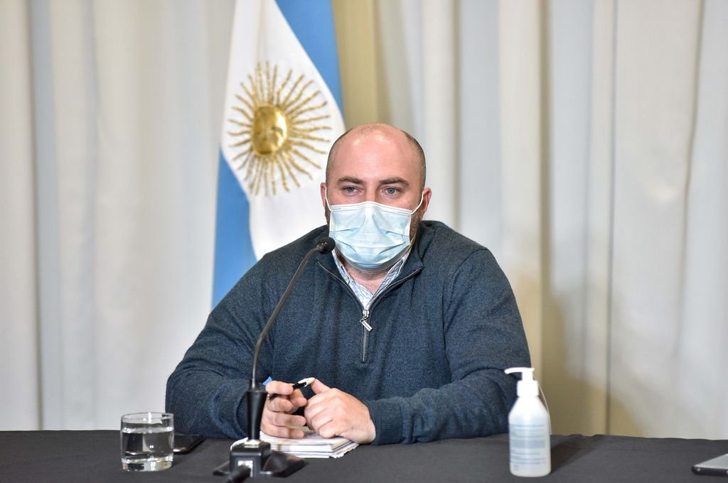 Subsecretario de Redes Integradas de Servicios de Salud, Marcos Bachetti.