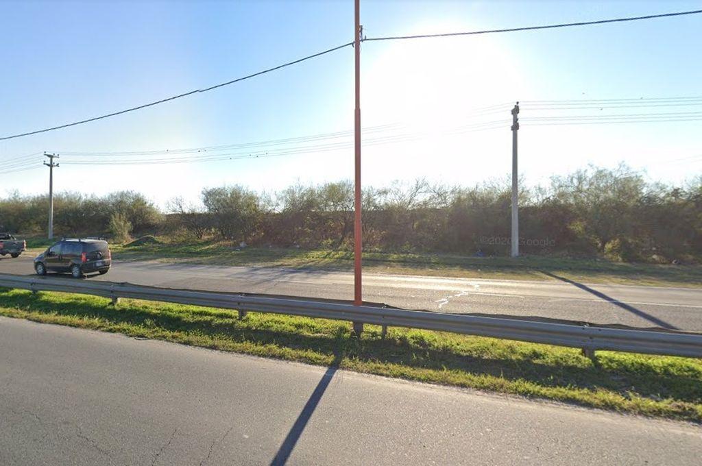 La zona donde fue hallado el cuerpo. Crédito: Google Maps