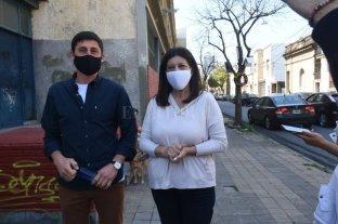 """Votó Paco Garibaldi, acompañado por Clara García : """"Hoy la palabra la tiene la ciudadanía"""""""