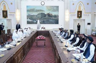Los talibanes recibieron su primera visita oficial de un alto cargo extranjero