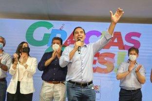 El gobernador Valdés habló tras el triunfo del oficialismo en Corrientes