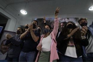 Jorgelina Mudallel encabeza la lista a concejales del Frente de Todos
