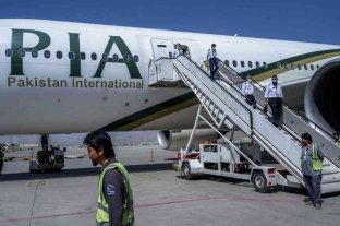 Aterrizó en Kabul el primer vuelo comercial internacional desde el regreso de los talibanes al poder