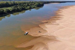 La provincia de Buenos Aires declaró la emergencia hídrica por la bajante del Paraná