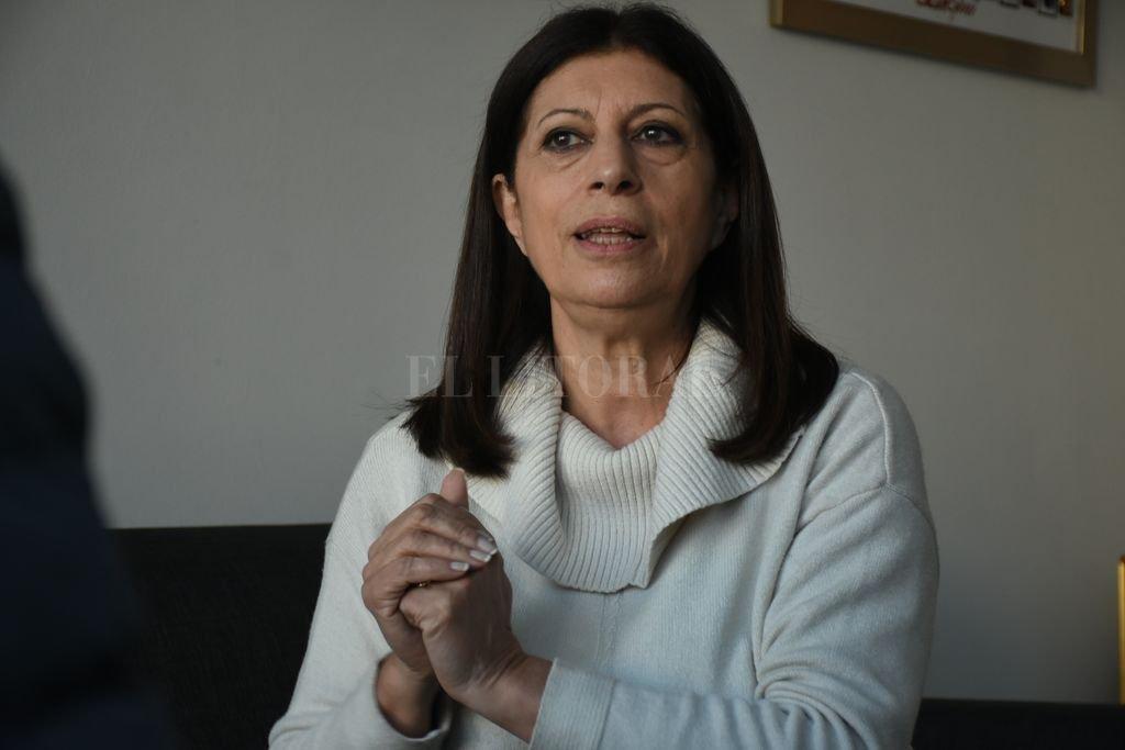 La diputada provincial y candidata a senadora nacional plantea, al menos, tres prioridades con vistas a las generales de noviembre. Crédito: Luis Cetraro