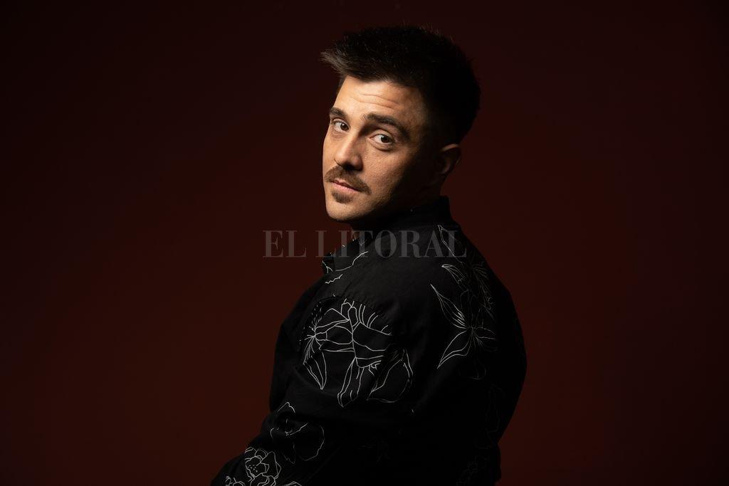 """Efraín actualmente se encuentra presentando su tercer trabajo discográfico como solista titulado """"Lo que soy"""", compuesto por 13 canciones propias. Crédito: Gentileza producción"""