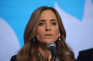 """Victoria Tolosa Paz dijo que recibieron """"una cachetada"""" en las elecciones"""