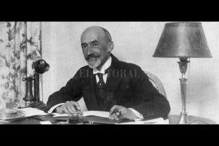El dramaturgo que se enteró en tierras  santafesinas que había ganado el Nobel