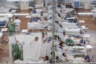En Brasil los casos de coronavirus sobrepasan los 21 millones