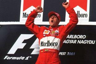 Netflix estrena el documental sobre el ex piloto alemán Michael Schumacher