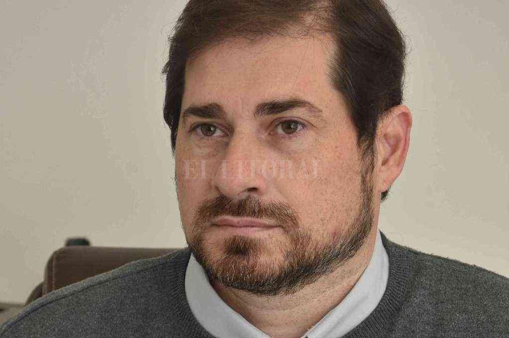 Pablo Ayala, Secretario Electoral Provincial. Crédito: Guillermo Di Salvatore