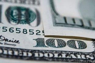 El dólar blue bajó a $ 184