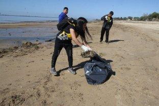 Convocan a una jornada de limpieza y cuidado del ambiente del río en Paraná