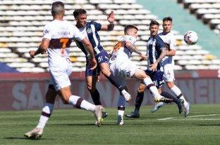Talleres le ganó a Platense y es líder junto a Lanús