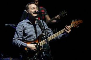 Pedro Aznar trabaja en la remasterización del disco debut de Serú Girán