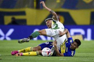 Boca no logró salir del empate ante Defensa y Justicia en la Bombonera